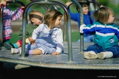 Children on a playground; Actual Size=240 pixels wide